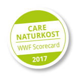 CARE NATURKOST Label WWF Scorecard